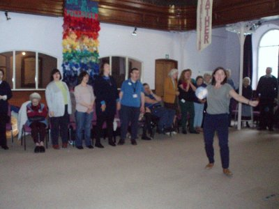 Second photo of Share Music group at Barnstaple Baptist Church 1 May 2012