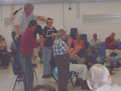 Photo 1 of Share Music group at Exmouth College, 15 July 2010