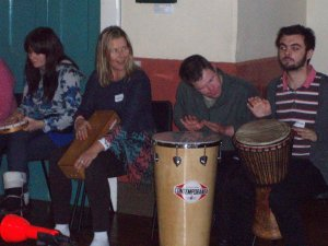 Second photo of Share Music group at South Molton Methodist church 27 October 2010